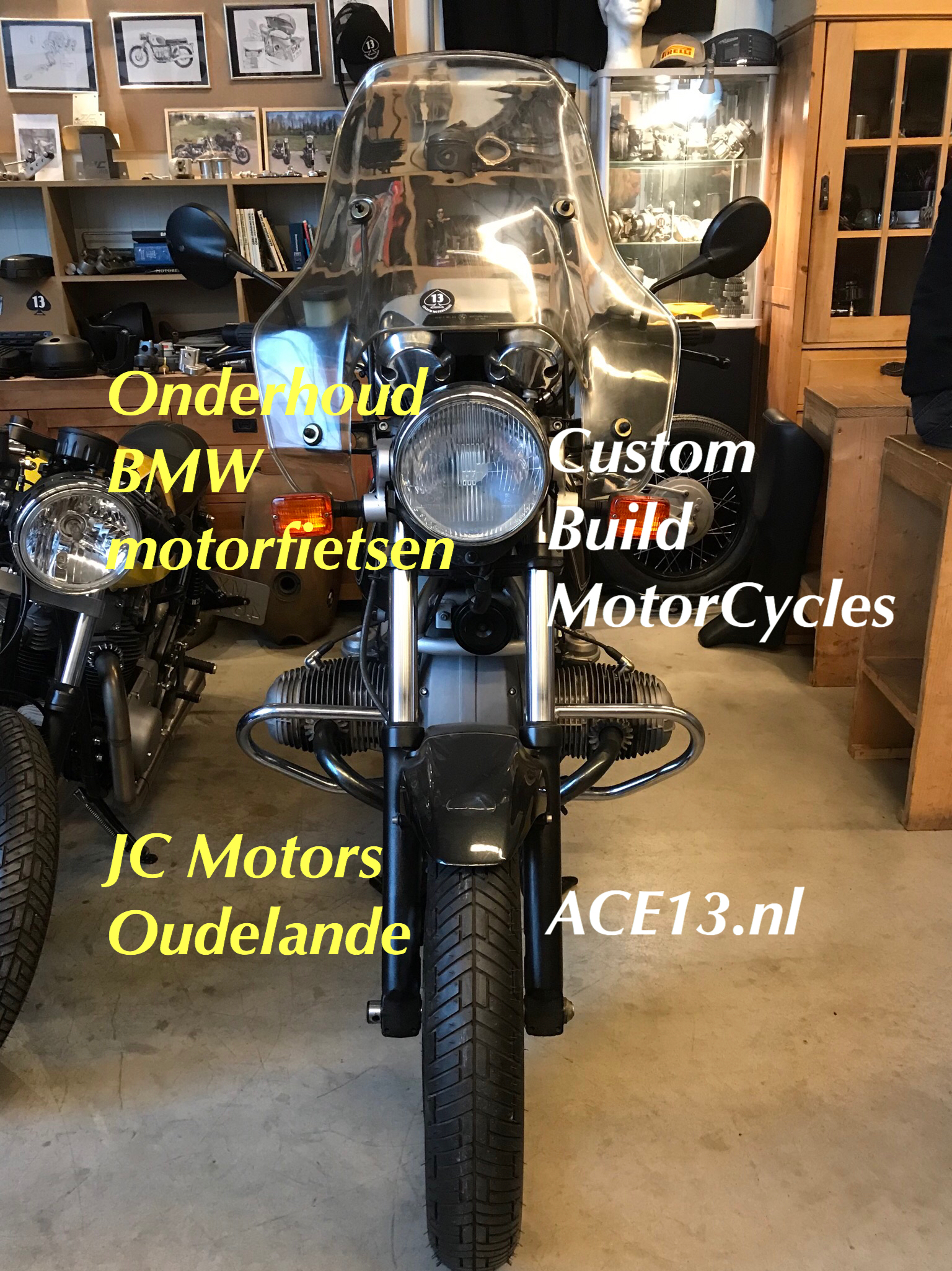 BMW motorfietsen, onderhoud en...